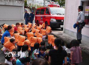 平成28年6月17日 総合消防訓練 3