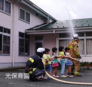 平成28年6月17日 総合消防訓練 4