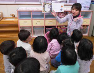 H29-02-22_平成29年2月22日 読み聞かせ つき組