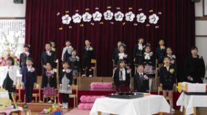 H29-03-25_平成29年3月25日 卒園式 3