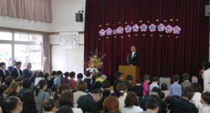 H29-04-05_平成29年4月5日 入園式 1