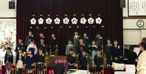 h30-3-24平成30年3月24日 卒園式 3