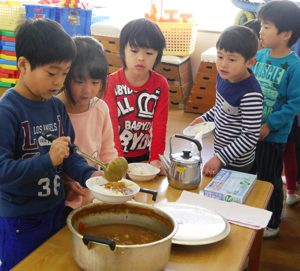 h30-3-6平成30年3月6日 5歳児 お楽しみ会 5