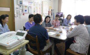 H30-6-22_民生委員の方との交流会1