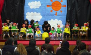 平成30年12月8日 発表会 1 キラキラ組 0歳児