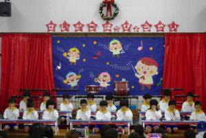 平成30年12月8日 発表会 9 5歳児 ピアニカ