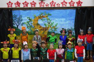 平成30年12月8日 発表会 8 5歳児 劇