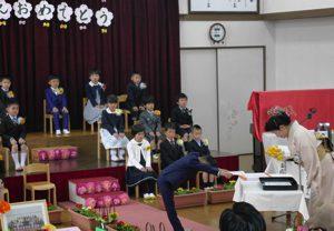 卒園式 3 平成31年3月23日
