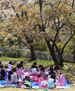 5歳児 春の遠足 3 平成31年4月17日