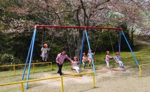 5歳児 春の遠足 2 平成31年4月17日