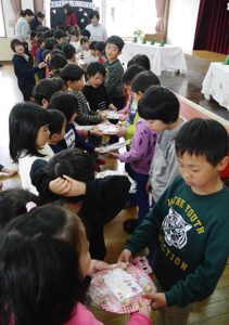 お祝いの会 3 平成31年3月 13日