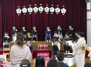 卒園式 2 平成31年3月23日