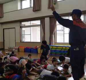 総合消防訓練 4 令和元年6月4日