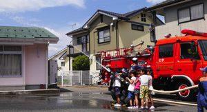 総合消防訓練 2 令和元年6月4日
