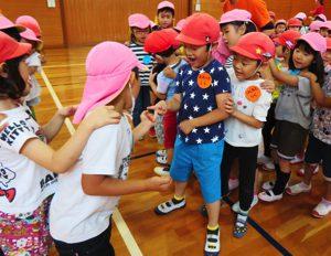 5歳児 交流会 1  令和元年5月28日