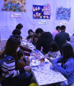 令和元年 11月 10日 学区 文化祭 5