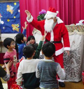 令和元年 12月 18日 クリスマス会 4